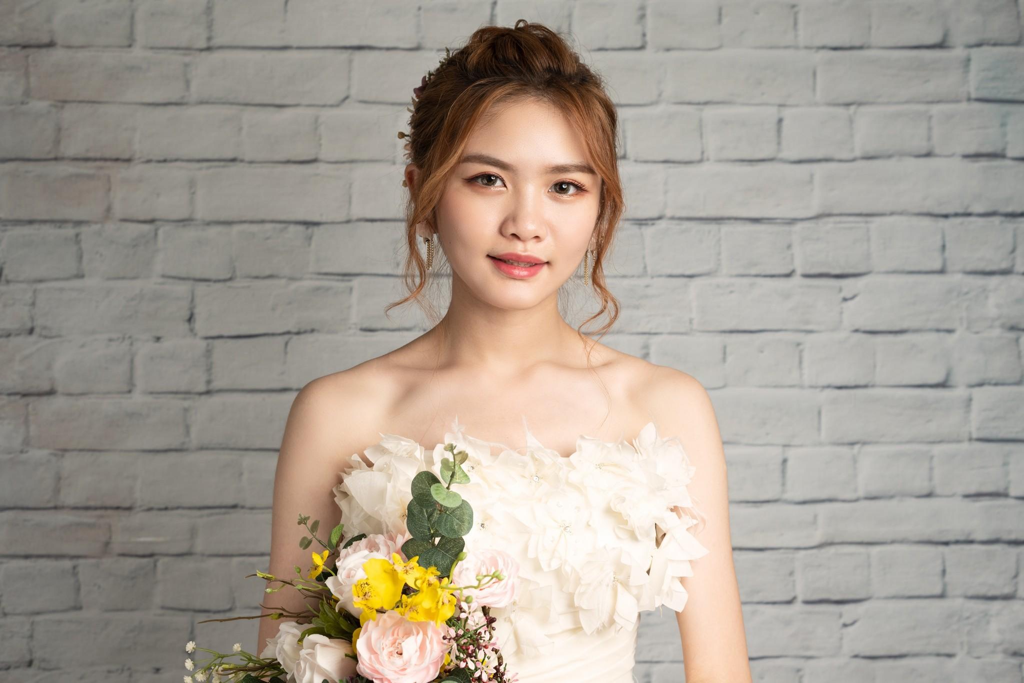 視覺行銷從用心攝影開始 新娘造型作品集