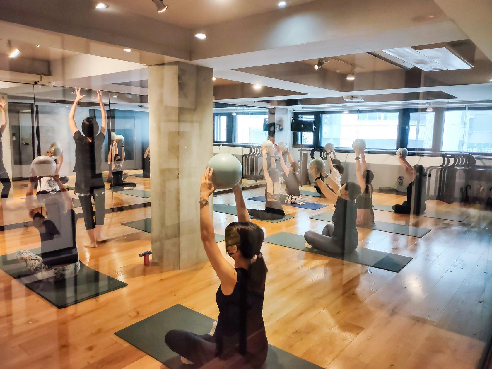 舞蹈教室 六號實驗室當代舞蹈藝術學院