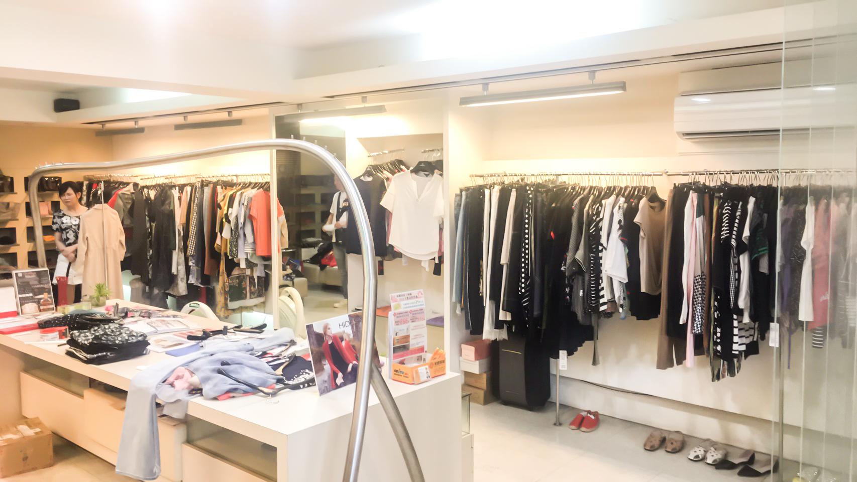 服飾行銷拜訪 hidesan 海蒂山 創新與推廣
