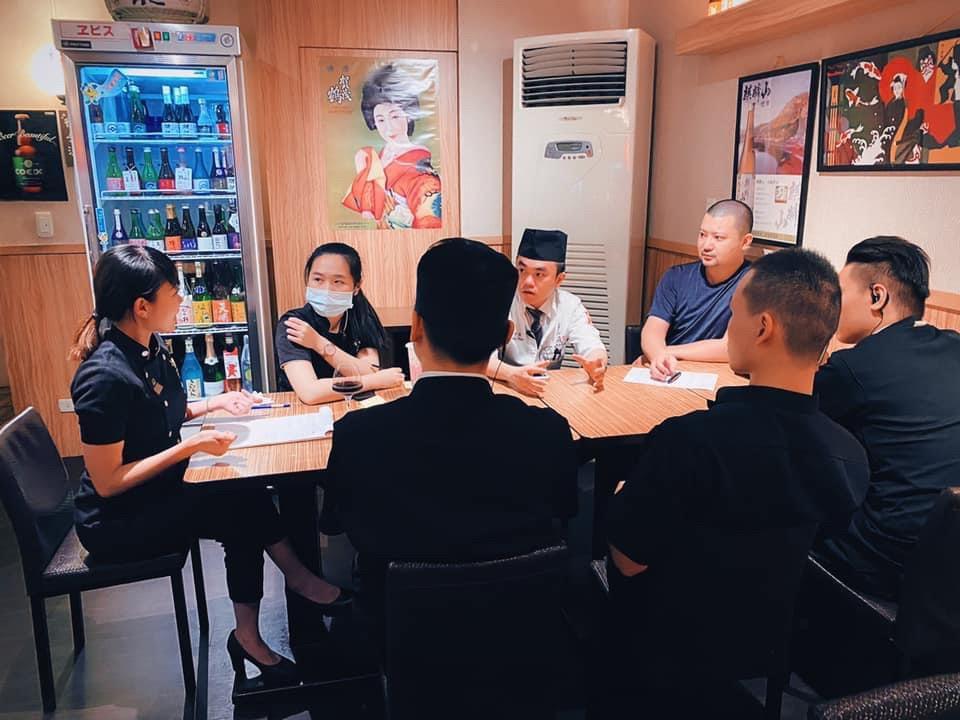 日式料理的創業故事 挑戰經營模式的改變 創新消費者體驗